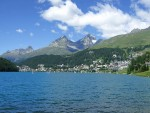 Foto St. Moritzersee