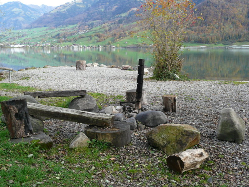 Grillstelle Giswil, Camping